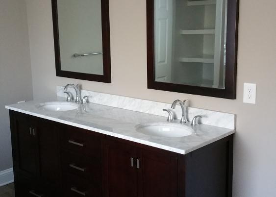 Interior Bathroom Vanity