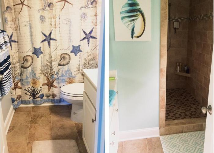 Before & After Bathroom Renovation